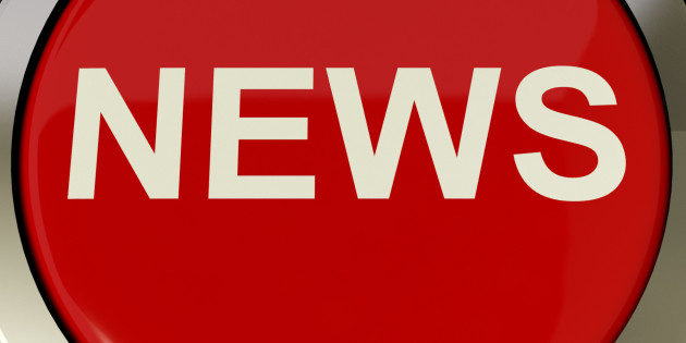 Red News Button