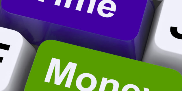 Time Money Keys