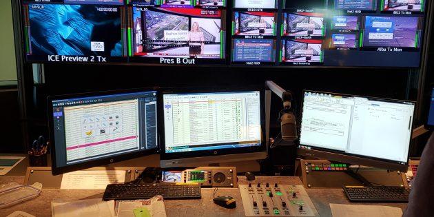 media studio board