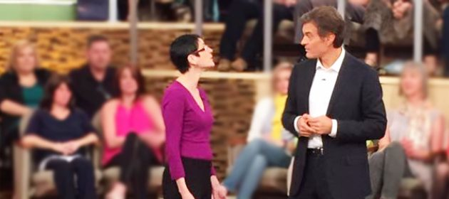 Dworkin and Dr Oz