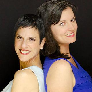 Norine Dworkin-McDaniel and Jessica Zieglar