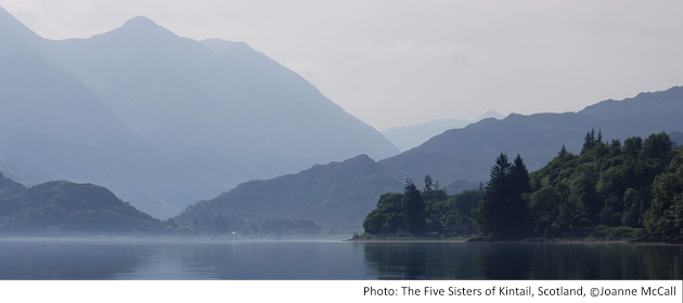 Sisters of Kintail, Scotland