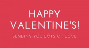 Valentine's Day greeting