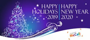 Happy Holidays 2019 From Joanne McCall