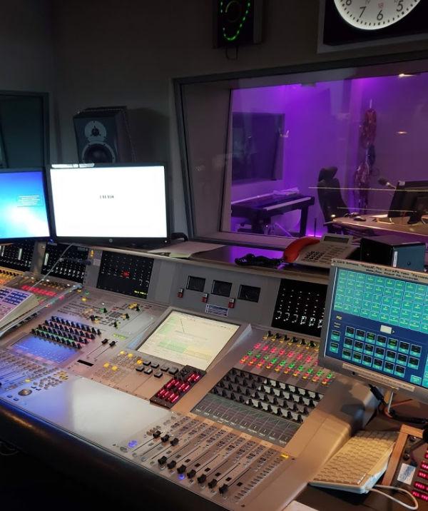 Studio Control Board